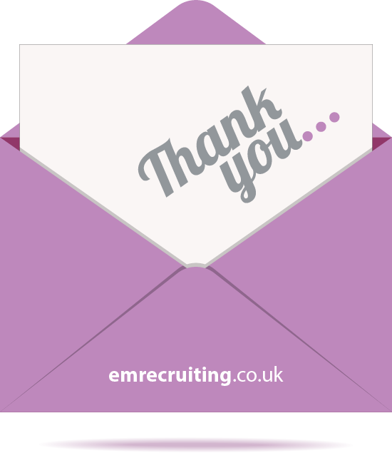 EM Recruiting - Thank You